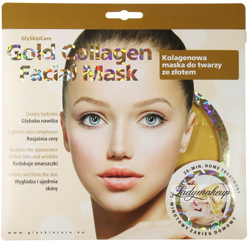 Glyskincare Gold Collagen Facial Mask Shop 24 90 Zl