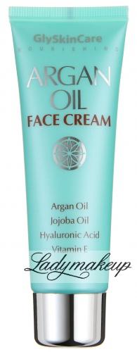 GlySkinCare - ARGAN OIL FACE CREAM - Krem do twarzy z olejem arganowym