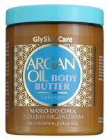 GlySkinCare - ARGAN OIL BODY BUTTER