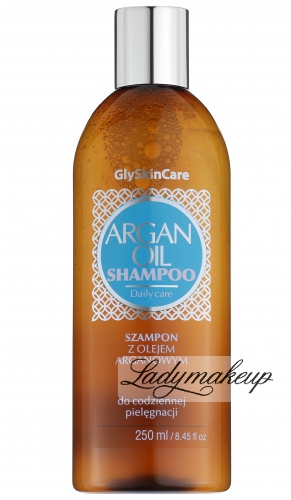 GlySkinCare - ARGAN OIL SHAMPOO - 250 ml
