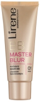 Lirene - BB MASTER BLUR - Mattifying BB cream with hyaluronic acid