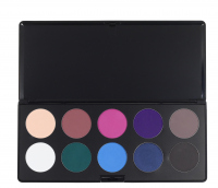 Make-Up Atelier Paris - Paleta Cieni Artystycznych - CHŁODNE B - CHŁODNE B