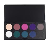 Make-Up Atelier Paris - Paleta Cieni Artystycznych - CHŁODNE C - CHŁODNE C