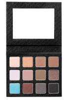 Sigma - EYESHADOW PALETTE - Paleta 12 cieni do powiek - SMOKE SCREEN