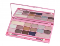 I ♡ Makeup - 16 Eyeshadow And HEART CHOCOLATE PINK FIZZ - (PINK CHOCOLATE)