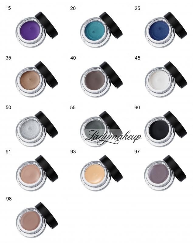 Maybelline color tattoo 24h cream gel eyeshadow for Color tattoo maybelline