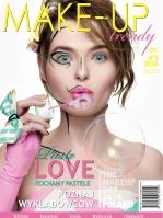 Magazyn Make-Up Trendy - Paste LOVE - KOCHAMY PASTELE - No1/2016