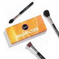 Sigma - #NOFILTER - Zestaw 3 pędzli do makijażu (F10, F35, F80) - HBS01