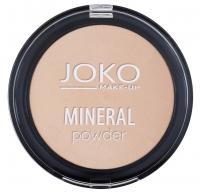 JOKO - MINERAL POWDER - Mineralny puder MATUJĄCY - SPIEKANY