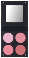 Make-Up Atelier Paris - PALETTE 4 BLUSH 3D - Paleta 4 róży