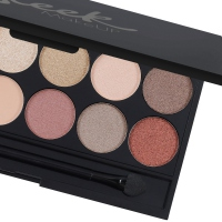 Sleek - i-Divine Mineral Based Eyeshadow Palette - Paleta 12 cieni - ALL NIGHT LONG - 429