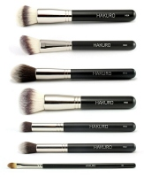 Hakuro - Set of 7 make-up brushes - Advanced