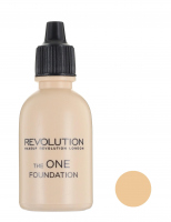 MAKEUP REVOLUTION - THE ONE FOUNDATION - Podkład do twarzy - 7 - 7