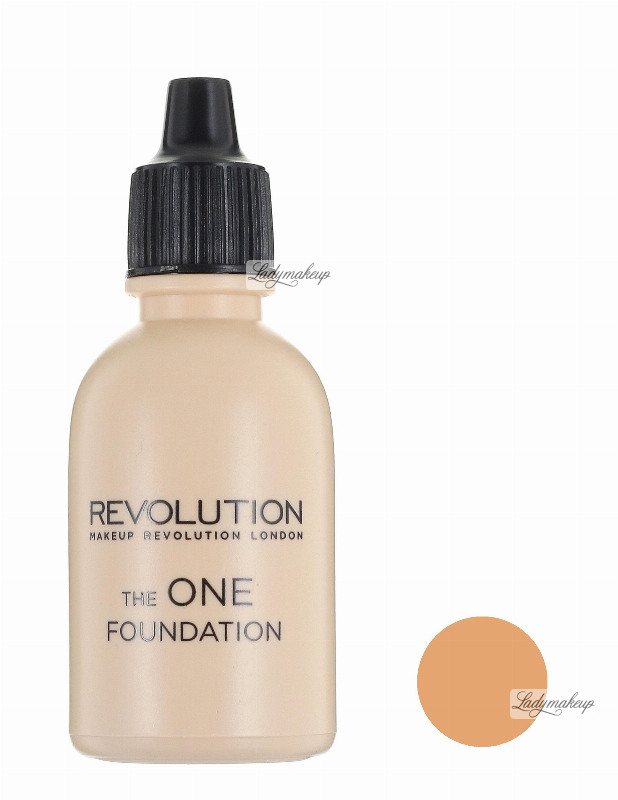 MAKEUP REVOLUTION - THE ONE FOUNDATION. 8. 8