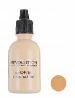 MAKEUP REVOLUTION - THE ONE FOUNDATION - Podkład do twarzy - 9 - 9