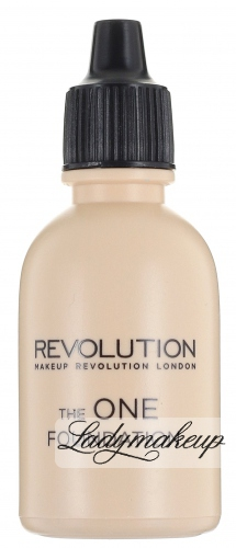 MAKEUP REVOLUTION - THE ONE FOUNDATION - Podkład do twarzy