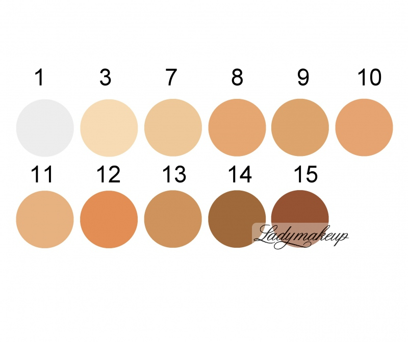 MAKEUP REVOLUTION - THE ONE FOUNDATION