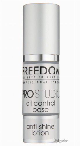 FREEDOM - PRO STUDIO - oil control base - Matująca baza pod makijaż
