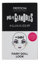 FREEDOM - HOUSE OF GLAMDOLLS #GLAMACADEMY - Zestaw kosmetyków do makijażu - FAIRY DOLL LOOK