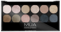 MUA - Eyeshadow Palette - Paleta cieni do powiek - UNDRESSED
