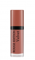 Bourjois - ROUGE EDITION Velvet - Matowa pomadka do ust - 17 - COOL BROWN - 17 - COOL BROWN