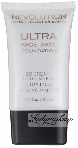 MAKEUP REVOLUTION - ULTRA FACE BASE FOUNDATION