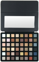 FREEDOM - PRO ARTIST PAD - BLACK ARTS - Palette of 48 eyeshadows - BLACK