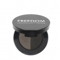 FREEDOM - DUO BROW POWDER - Podwójny cień do brwi - GRANITE - GRANITE