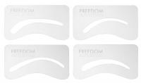 FREEDOM - PRO HD BROW PALETTE - Zestaw do stylizacji brwi