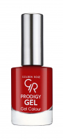 Golden Rose - PRODIGY GEL Gel Colour - Żelowy lakier do paznokci - O-GPG - 17 - 17