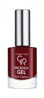Golden Rose - PRODIGY GEL Gel Colour - Żelowy lakier do paznokci - O-GPG - 19 - 19