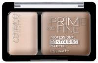 Catrice - PRIME AND FINE - PROFESSIONAL CONTOURING PALETTE - Pudrowa paleta do konturowania twarzy