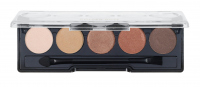 Golden Rose - Professional Palette Eyeshadow - Paleta 5 cieni do powiek - 103 - BROWN LINE - 103 - BROWN LINE