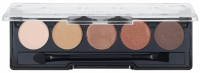 Golden Rose - Professional Palette Eyeshadow - Paleta 5 cieni do powiek