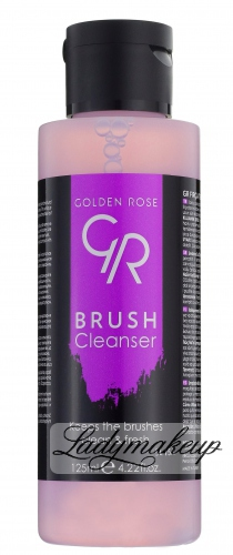 Golden Rose - BRUSH CLEANSER - Preparat do czyszczenia pędzli - F-GBC