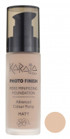 Karaja - PHOTO FINISH - PORE MINIMIZING FOUNDATION - Advanced Colour Purity - Podkład perfekcyjnie matujący - 10 - 10