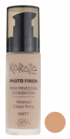 Karaja - PHOTO FINISH - PORE MINIMIZING FOUNDATION - Advanced Colour Purity - Podkład perfekcyjnie matujący - 90 - 90