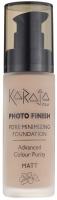 Karaja - PHOTO FINISH - Podkład perfekcyjnie matujący