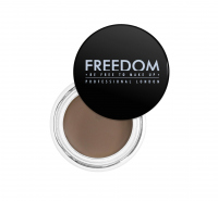 FREEDOM - Eyebrow Pomade  - MEDIUM BROWN - MEDIUM BROWN