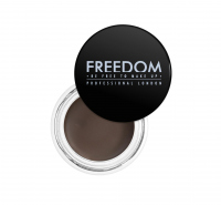 FREEDOM - Eyebrow Pomade  - DARK BROWN - DARK BROWN