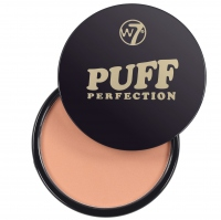 W7 - PUFF PERFECTION - Transparentny puder w kompakcie - TRUE TOUCH
