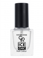 Golden Rose - ICE CHIC Nail Colour - Lakier do paznokci - O-ICE - 01 - 01