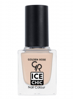 Golden Rose - ICE CHIC Nail Colour - Lakier do paznokci - O-ICE - 08 - 08