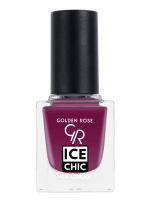 Golden Rose - ICE CHIC Nail Colour - Lakier do paznokci - O-ICE - 44 - 44
