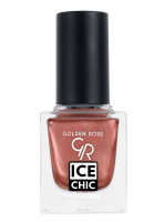 Golden Rose - ICE CHIC Nail Colour - Lakier do paznokci - O-ICE - 62 - 62