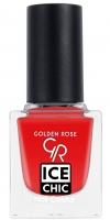Golden Rose - ICE CHIC Nail Colour - Lakier do paznokci