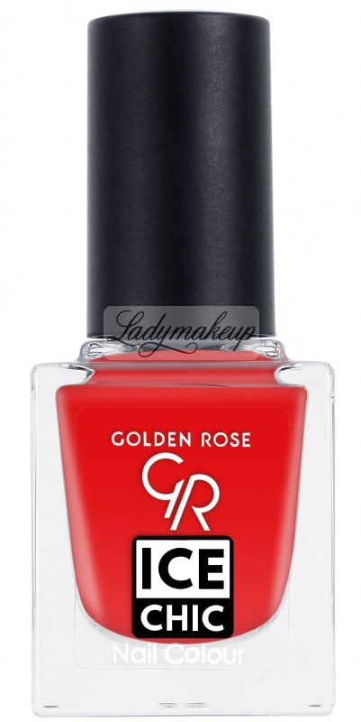 Golden Rose Ice Chic Nail Colour Lakier Do Paznokci O Ice