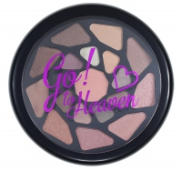 I ♡ Makeup - Go! to Heaven - Paleta 19 cieni do powiek