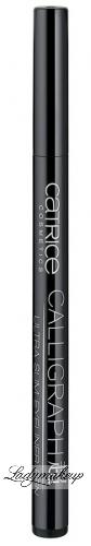 Catrice - CALLIGRAPH ULTRA SLIM EYELINER PEN - Eyeliner w pisaku - 773383
