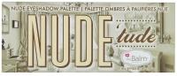 THE BALM - NUDE 'tude + PUT A LID ON IT... Eyelid Primer - Paleta 12 cieni + baza pod cienie do powiek - ZESTAW